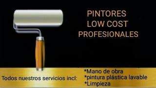 PROVAL PINTORES PROFESIONALES LOW COST