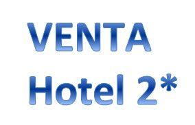 Se vende Hotel 2*