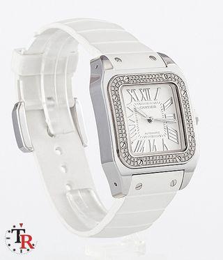 Reloj CARTIER Santos 100 de ocasión