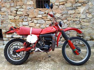 Moto Ossa Phantom 250 cc.