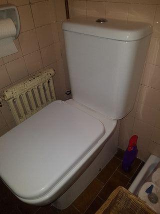 taza de wc seminueva