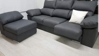 sofá Lorena puff