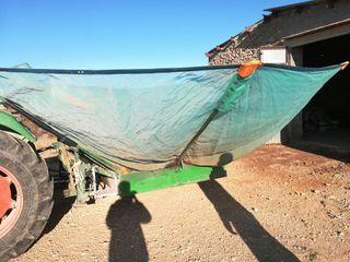 paraguas para coger olivas y almendras