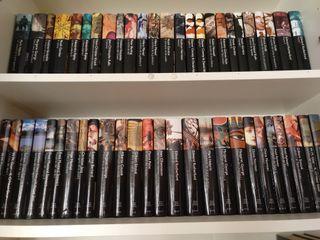 Colección libros novela histórica