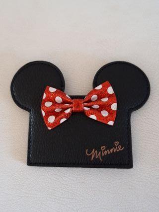 Tarjetero Minnie