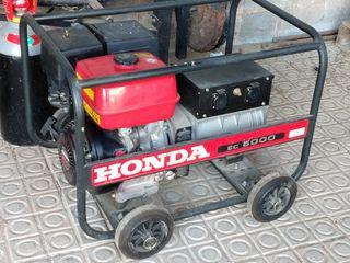 Generador HONDA EC 6000