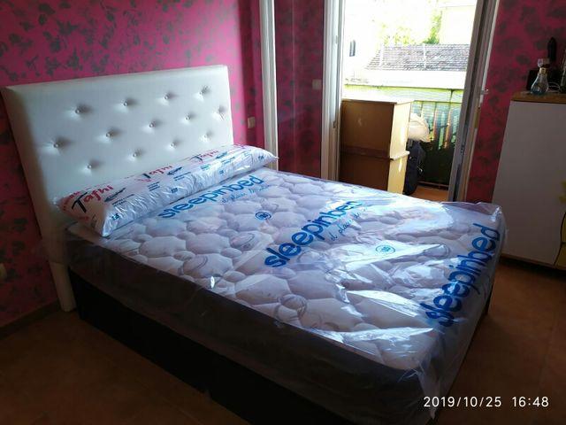 canapé abatible por 139 euros entrega inmediata