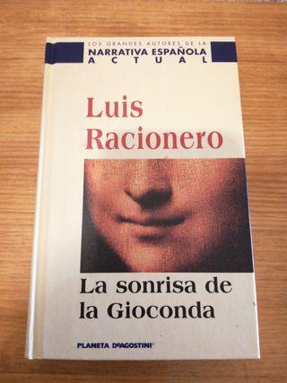 """LIBRO """"LA SONRISA DE LA GIOCONDA"""""""