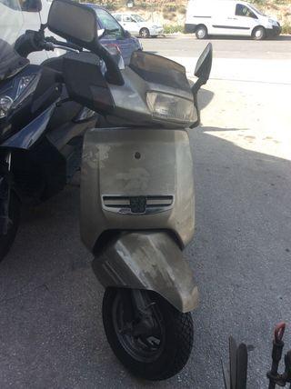 Despiece motocicleta Peugeot SV 100