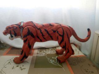 muñeco action man tigre
