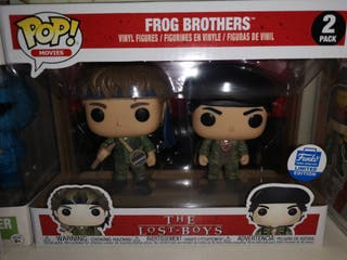 funko pop pack the frog Brothers the lost boys
