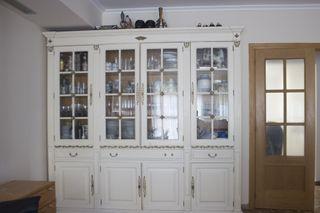 liquidación Mueble Grande aparador vitrina