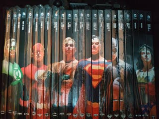 Colección novelas gráficas DC