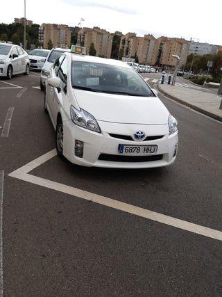 licencia taxi en zaragoza