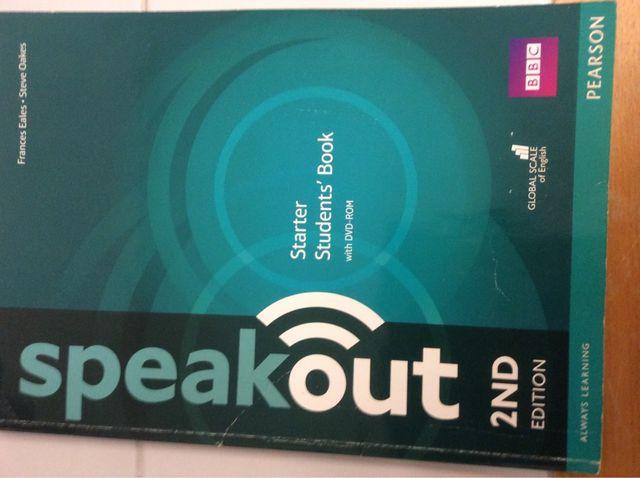Libros de Inglés. A1 speak out
