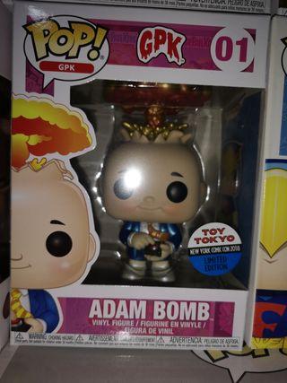 funko pop Adam bomb toy Tokio exclusive