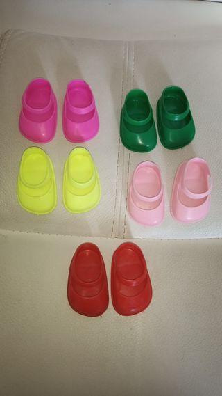 zapatos para Nancy