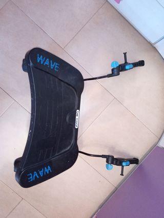 patinete carrito