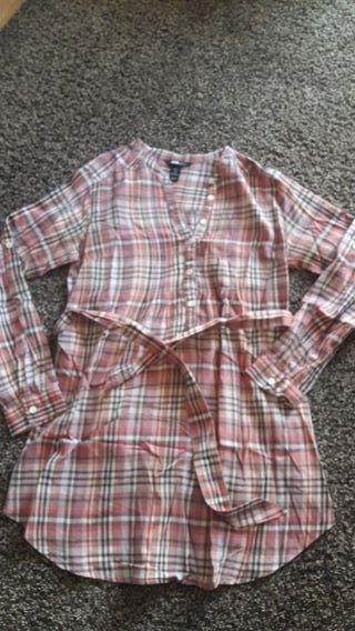 Camisa premamá.
