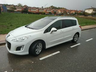 Peugeot 308 2014 familiar