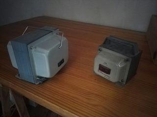 tranformadores maquina de coser