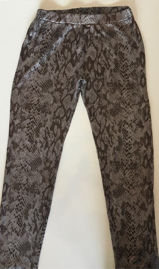 Leggins elásticos animal print Talla L