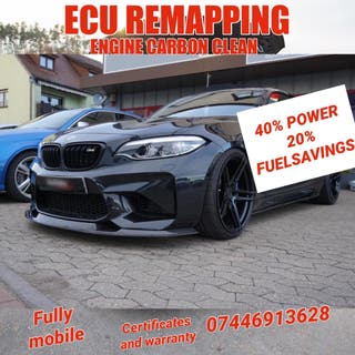 ECU REMAPPING AND CARBON CLEANING