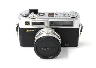 Cámara de fotos analógica Yashica Electro 35 GS