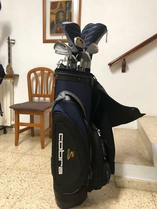 Juego de palos de golf cobra