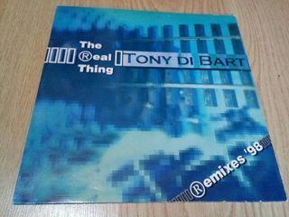 LP TONY DI BART THE REAL THING 98