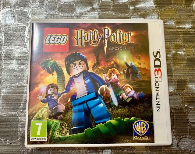 Lego Harry Potter 3DS 2DS