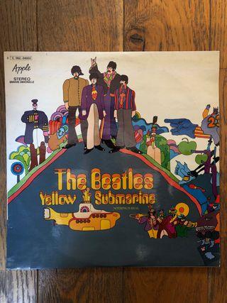 vinilo LP . THE BEATLES - Yellow Submarine
