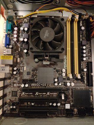 Placa base asrock AMD Am3