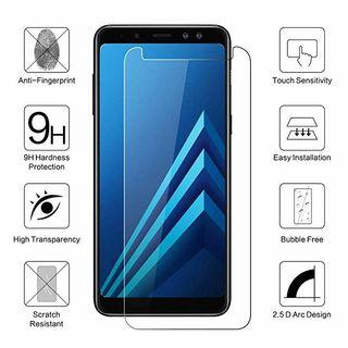 NUEVO!! 2 Protectores de Pantalla para Galaxy A8