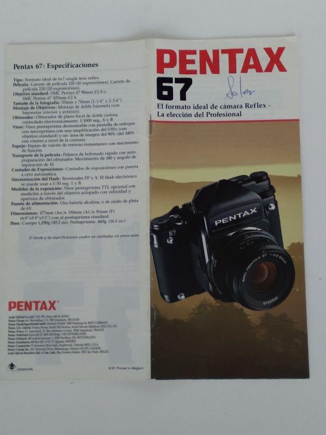 PENTAX catalogo