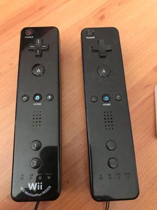 Mandos Wii U con bateria y cargador