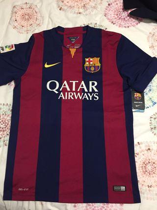 Camiseta fc Barcelona 2014-2015