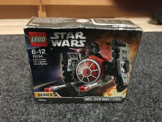 Lego Star Wars Tie Fighter (75194) PRECINTADO