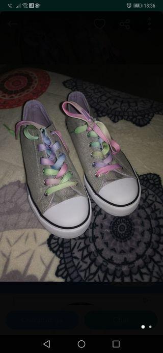zapatillas n 38