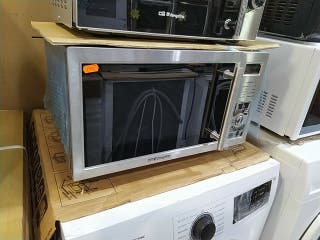 horno microondas inox
