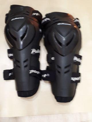 rodilleras para moto de montaña