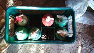 capsa de sifón vintage - caja de sifones retro