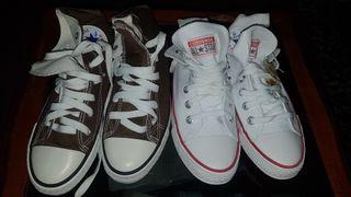 2 Zapatillas Converse