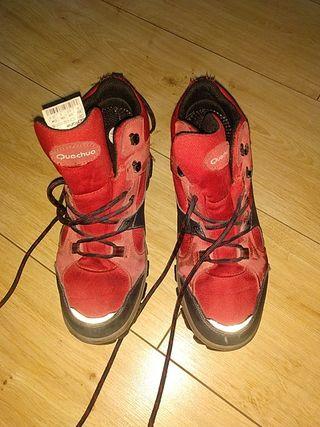 botas quechua niña/o