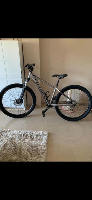 bicicleta orbea mujer talla M
