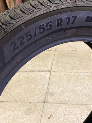 Ruedas de invierno Michelin Alpin 5