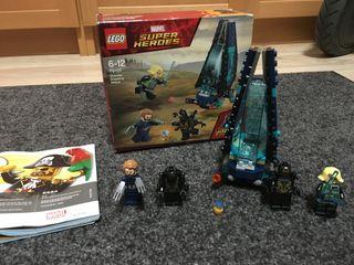 Lego Star marvel Outrider Dropshi (76101) COMPLETO