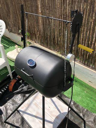 Marbacoa BBQ a carbon