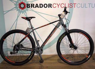 "Bicicleta BTT montaña megamo natural 40 tg.L 29"""