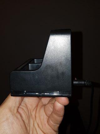 Cargador doble mando de la Wii 2